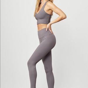 ALO Yoga Purple High Waisted leggings